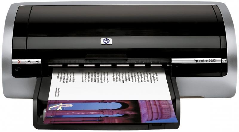 imprimante hp deskjet 5652